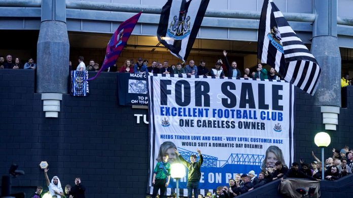 First track of luxury transfer window for Newcastle in January