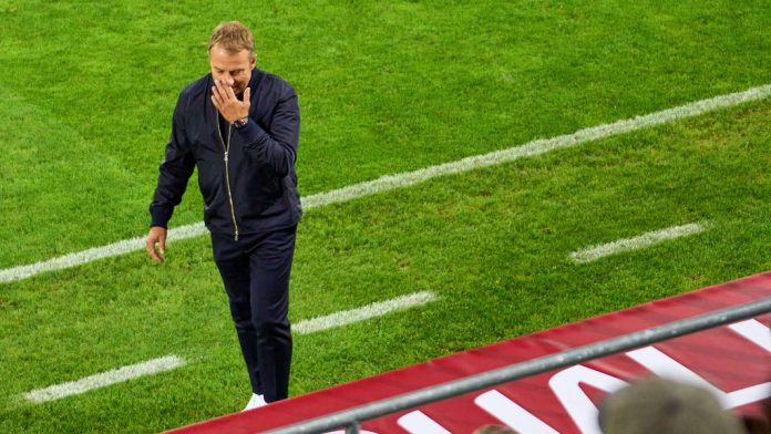National team: Huge disillusionment after Hansi Flick's debut as national coach