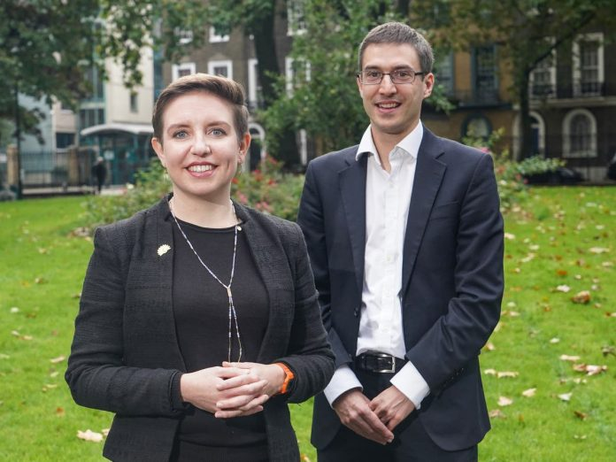 New Green Party co-leaders vow to be