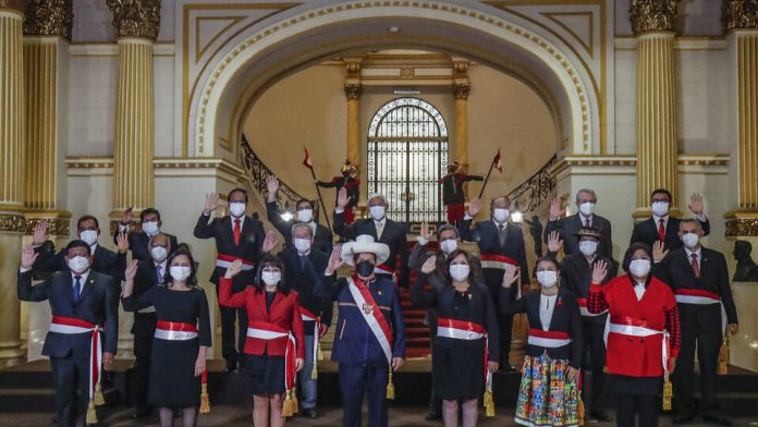 Peru: With cabinet changes, Pedro Castillo relaunches his government.  The president described the measure as
