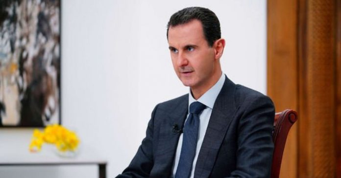 US does not support efforts to normalize relations with Assad