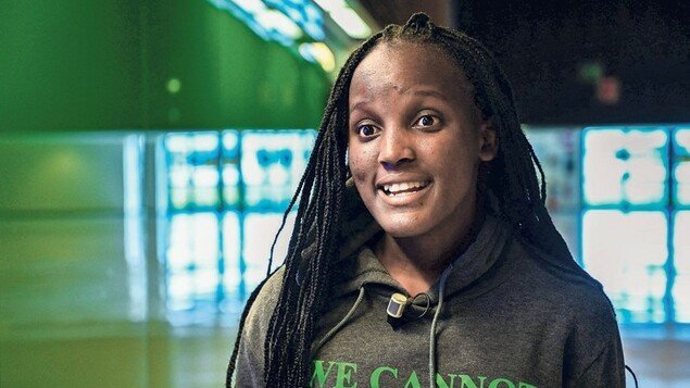 Voices from Africa: Climate activist Vanessa Nakate joins Germany - Panorama - Gesellschaft